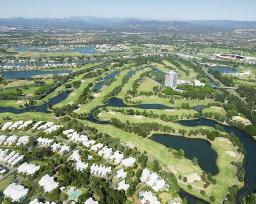 royal-pines-golf-course-aerial
